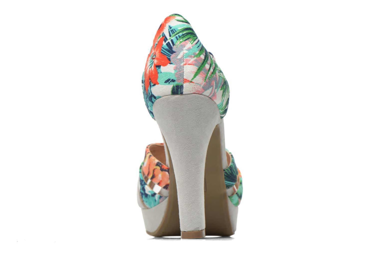 Sandales et nu-pieds Refresh Fanisia-60952 Multicolore vue droite
