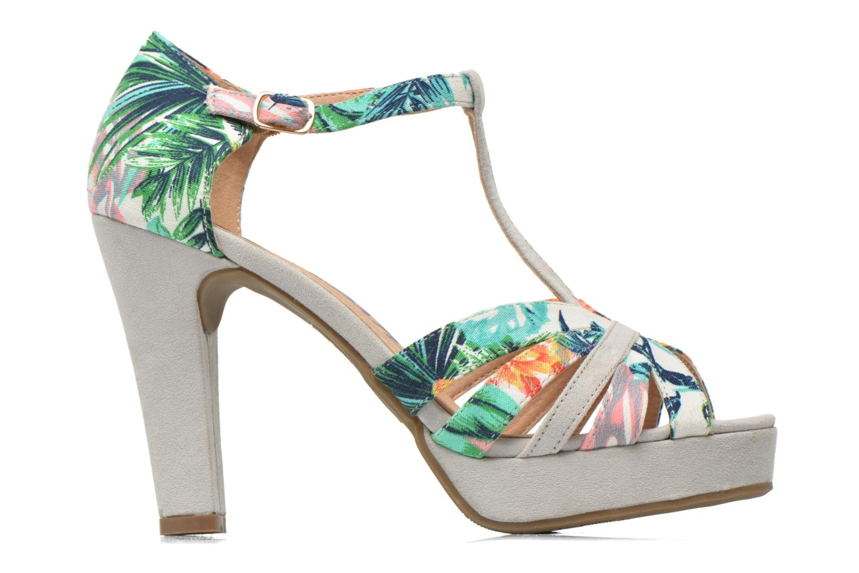 Sandales et nu-pieds Refresh Fanisia-60952 Multicolore vue derrière