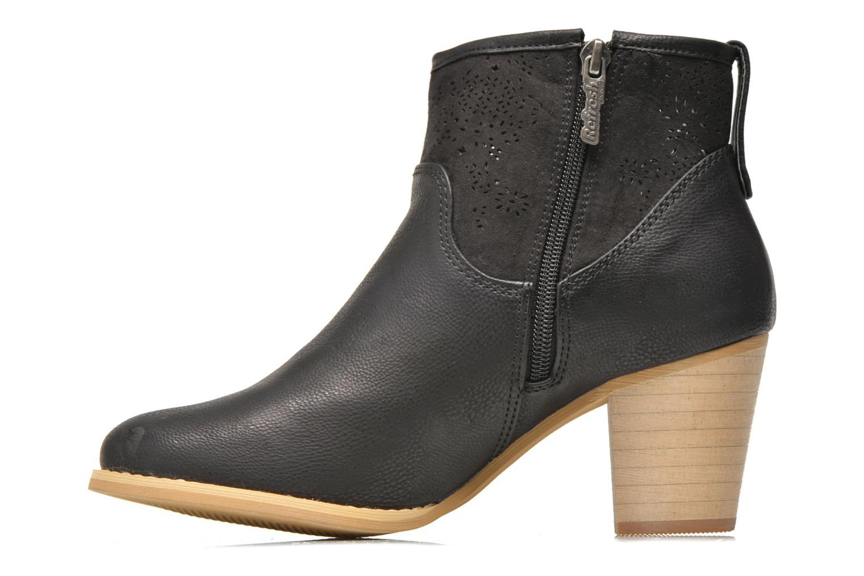 Bottines et boots Refresh Omalia-61706 Noir vue face