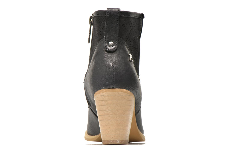 Bottines et boots Refresh Omalia-61706 Noir vue droite