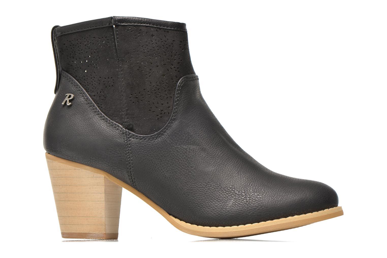 Bottines et boots Refresh Omalia-61706 Noir vue derrière