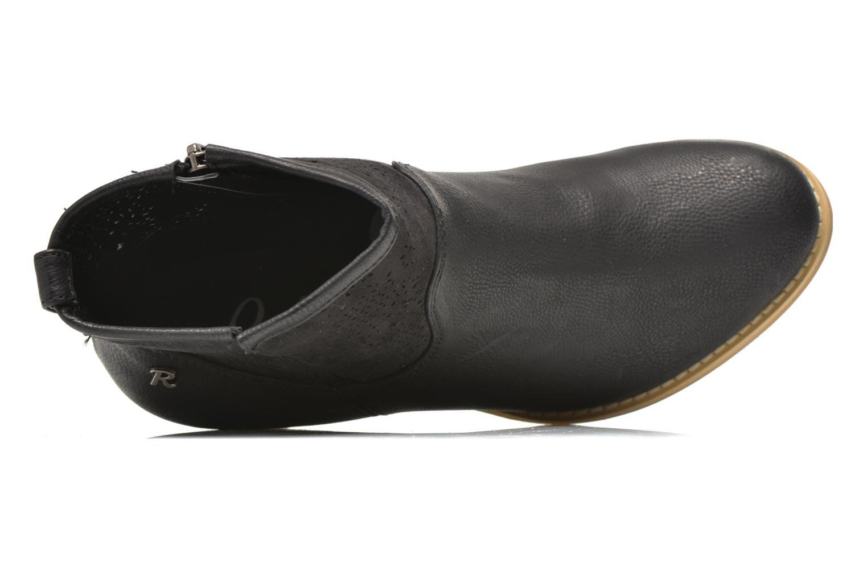 Bottines et boots Refresh Omalia-61706 Noir vue gauche