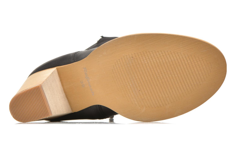 Bottines et boots Refresh Omalia-61706 Noir vue haut