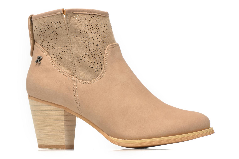 Bottines et boots Refresh Omalia-61706 Blanc vue derrière