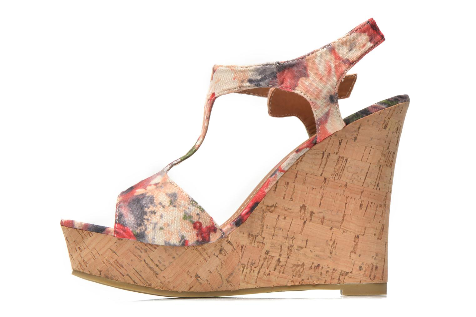 Sandals Refresh Yalta-61830 Multicolor front view
