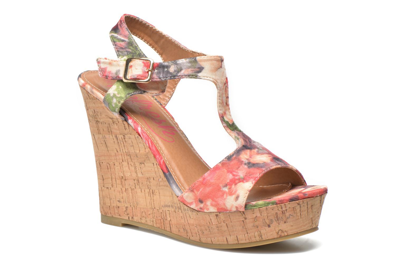 Sandales et nu-pieds Refresh Yalta-61830 Multicolore vue détail/paire