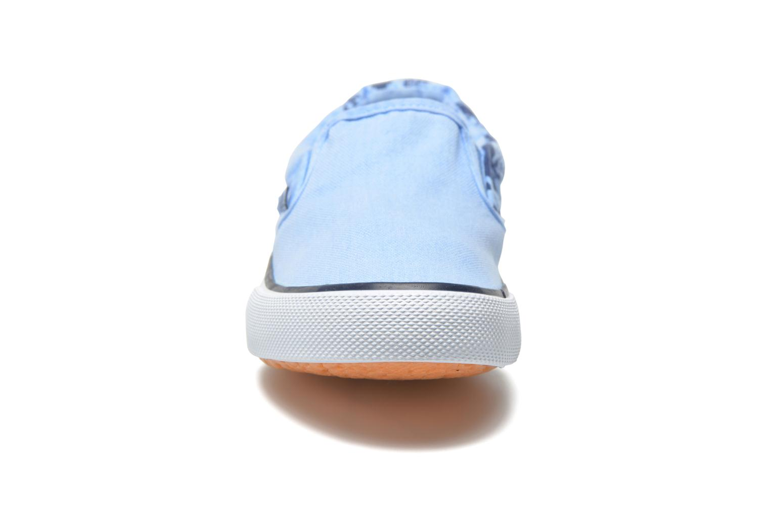Trainers Refresh Zenia-61896 Blue model view