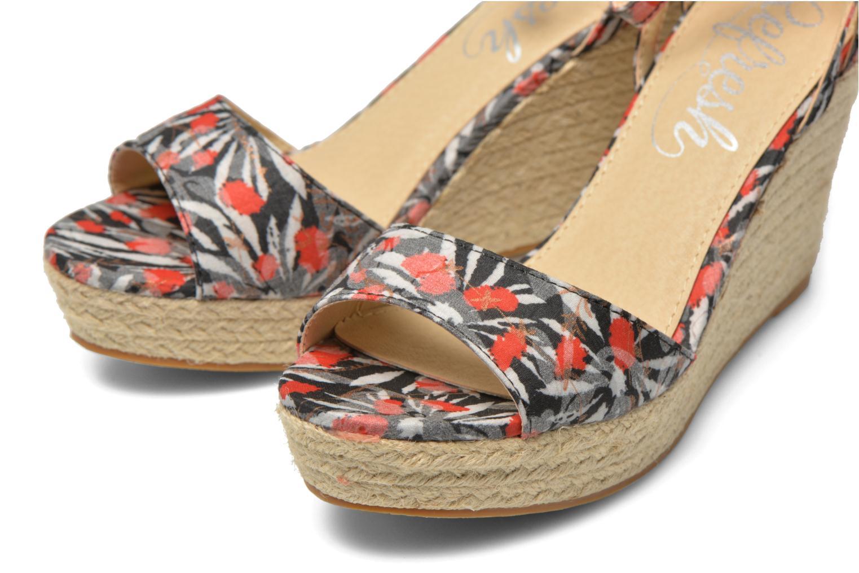 Sandales et nu-pieds Refresh Omnila-62010 Noir vue 3/4
