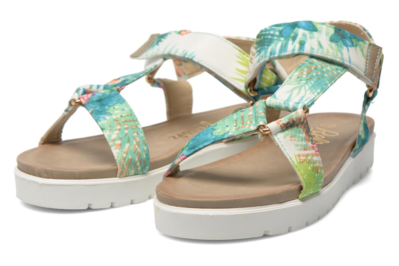 Sandales et nu-pieds Refresh Berlinia-62029 Multicolore vue 3/4