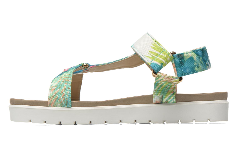 Sandales et nu-pieds Refresh Berlinia-62029 Multicolore vue face
