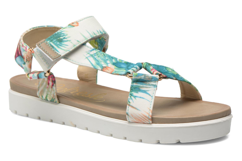 Sandales et nu-pieds Refresh Berlinia-62029 Multicolore vue détail/paire