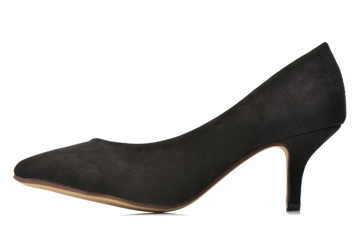 High heels Refresh Coquelina-62054 Black front view