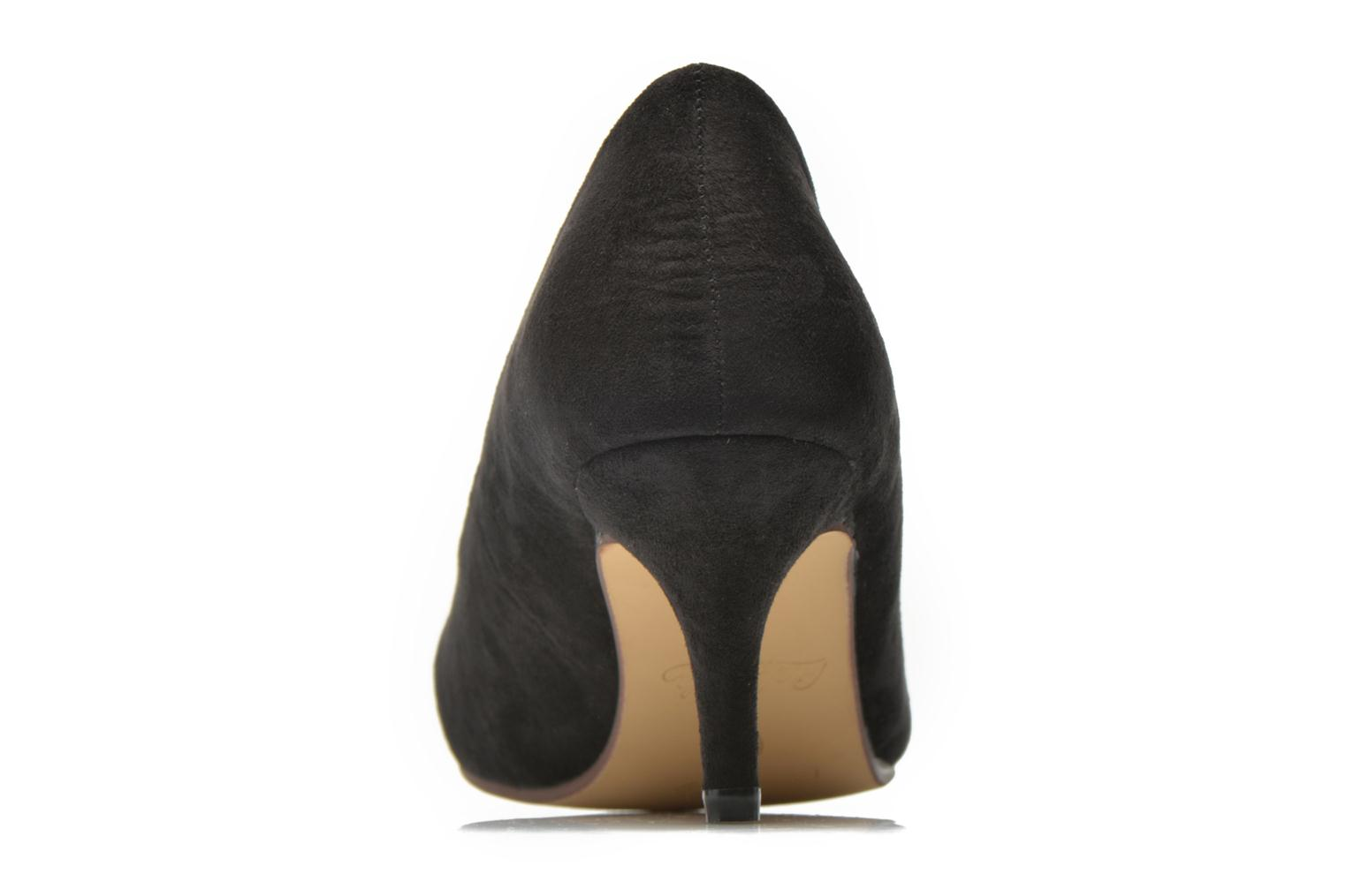 High heels Refresh Coquelina-62054 Black view from the right