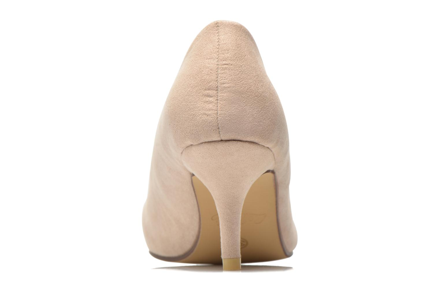 High heels Refresh Coquelina-62054 Beige view from the right