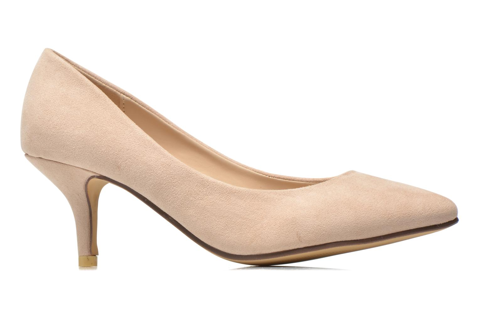High heels Refresh Coquelina-62054 Beige back view