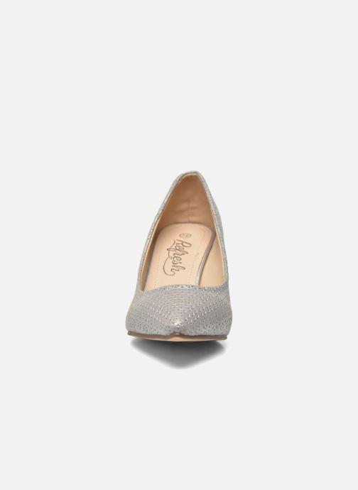 Zapatos de tacón Refresh Inidia-62055 Plateado vista del modelo