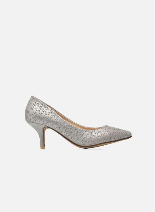 Zapatos de tacón Refresh Inidia-62055 Plateado vistra trasera