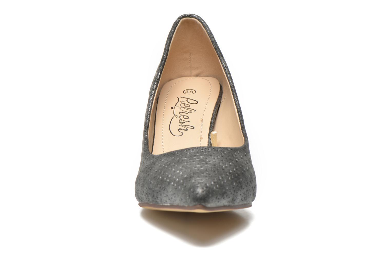 Zapatos de tacón Refresh Inidia-62055 Negro vista del modelo