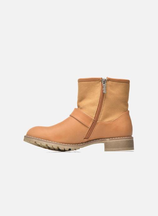 Boots en enkellaarsjes Refresh Lorma-62083 Bruin voorkant