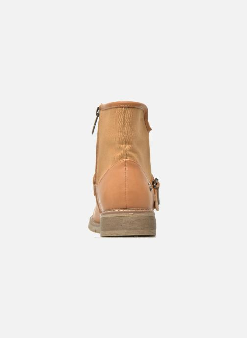 Boots en enkellaarsjes Refresh Lorma-62083 Bruin rechts