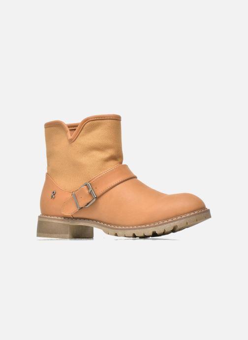 Boots en enkellaarsjes Refresh Lorma-62083 Bruin achterkant