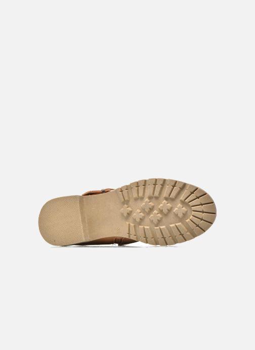 Boots en enkellaarsjes Refresh Lorma-62083 Bruin boven
