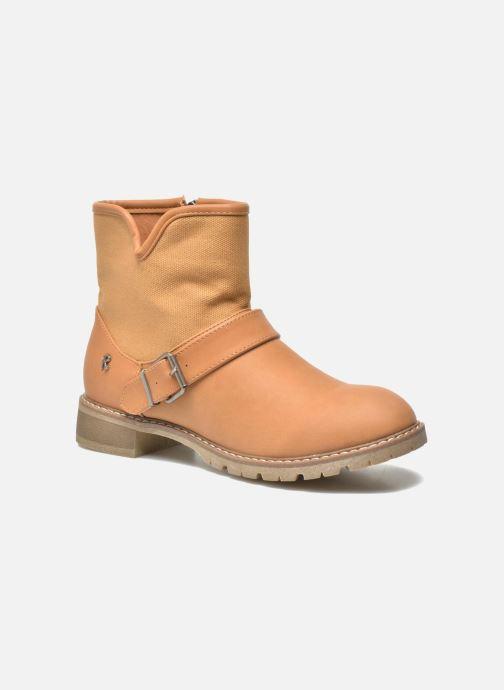 Boots en enkellaarsjes Refresh Lorma-62083 Bruin detail