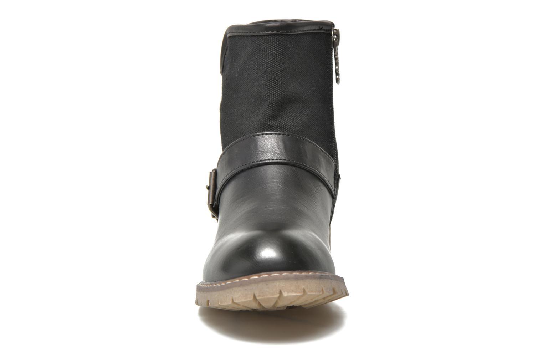 Bottines et boots Refresh Lorma-62083 Noir vue portées chaussures