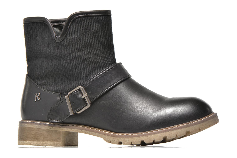 Bottines et boots Refresh Lorma-62083 Noir vue derrière