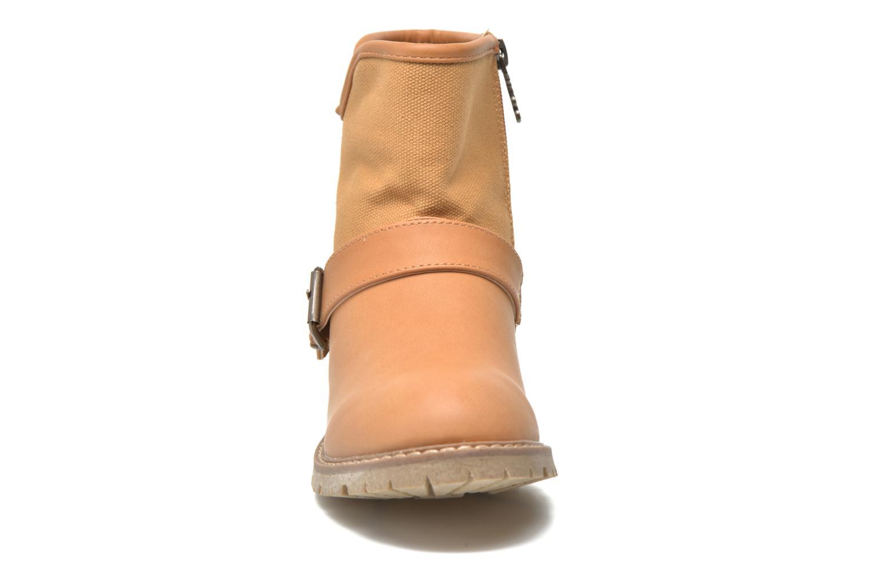 Ankelstøvler Refresh Lorma-62083 Brun se skoene på