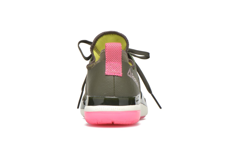Chaussures de sport Reebok Cardio Ultra 3.0 Vert vue droite
