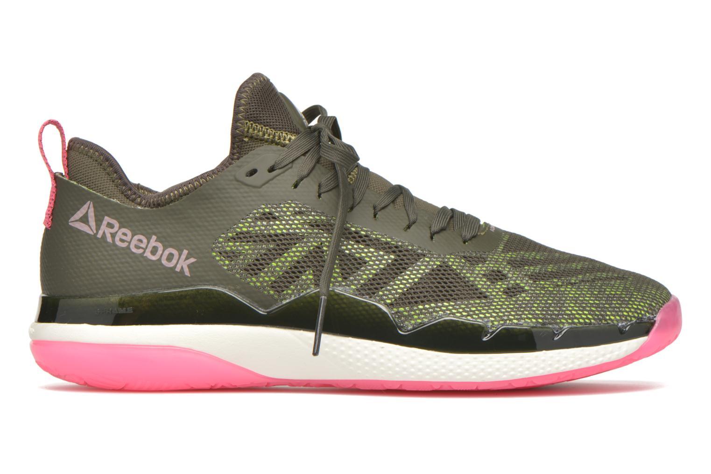 Chaussures de sport Reebok Cardio Ultra 3.0 Vert vue derrière