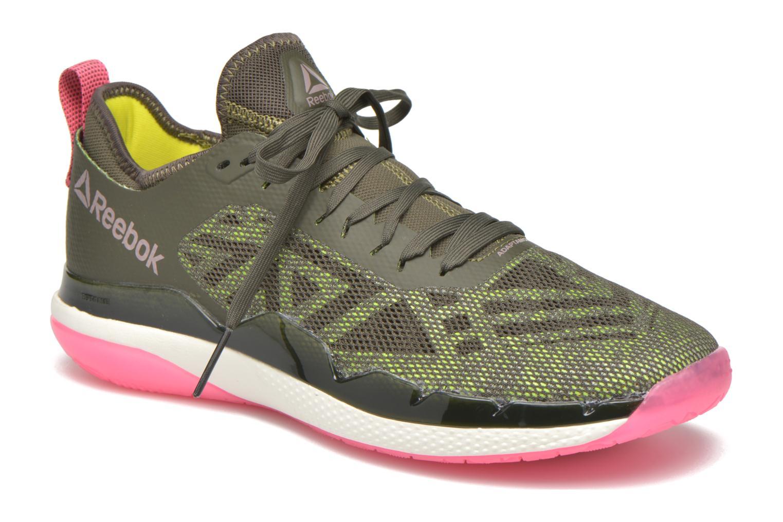 Chaussures de sport Reebok Cardio Ultra 3.0 Vert vue détail/paire
