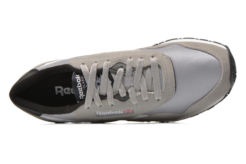 Nylon Reebok Cl Mgh black Ts Solid Grey white 4LA35Rqj