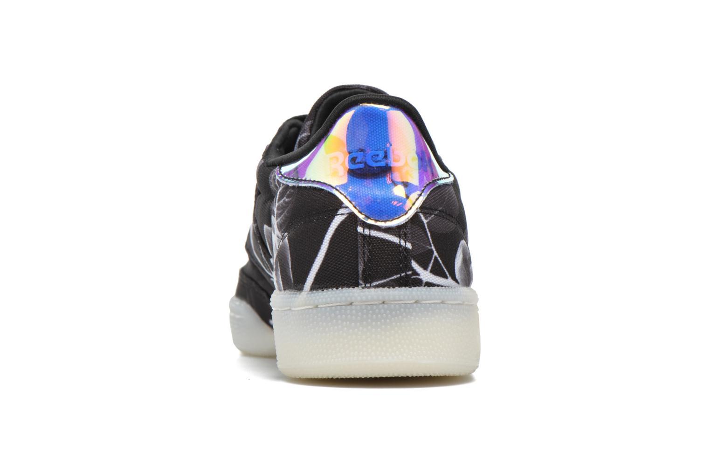 Baskets Reebok Club C 85 Xray Noir vue droite