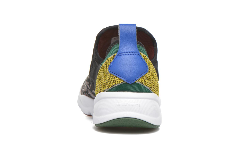 Baskets Reebok Furylite Slip On Afr Noir vue droite