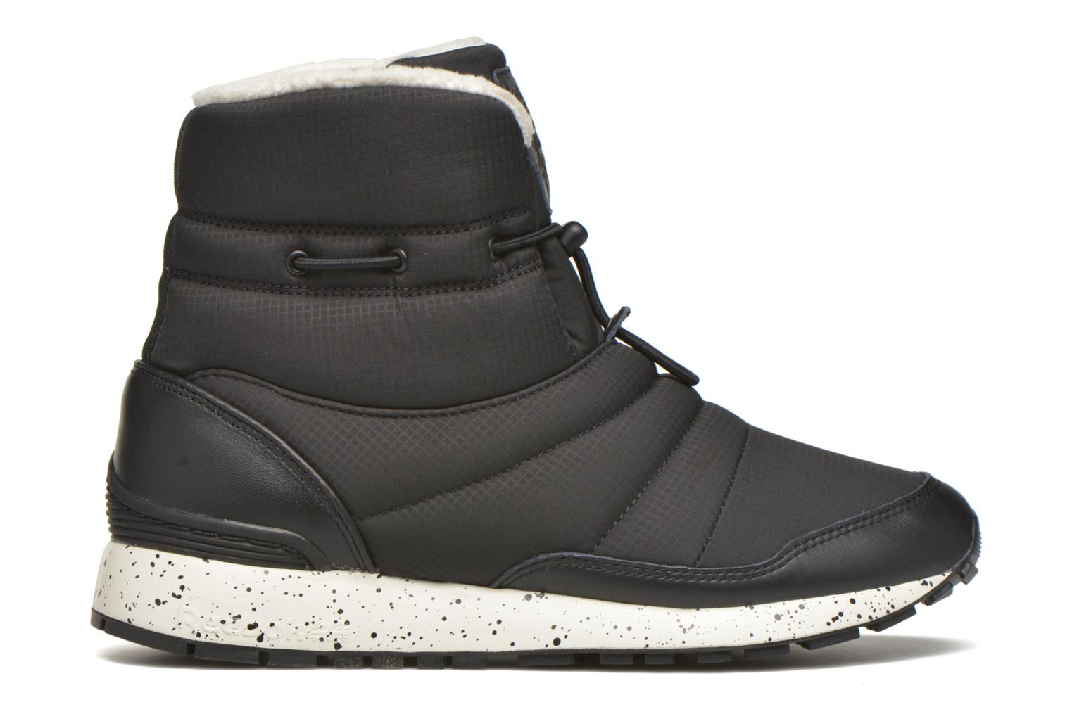 Ankle boots Reebok Gl Puff Boot Black back view