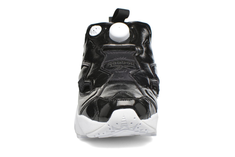 Baskets Reebok Instapump Fury Ob Noir vue portées chaussures
