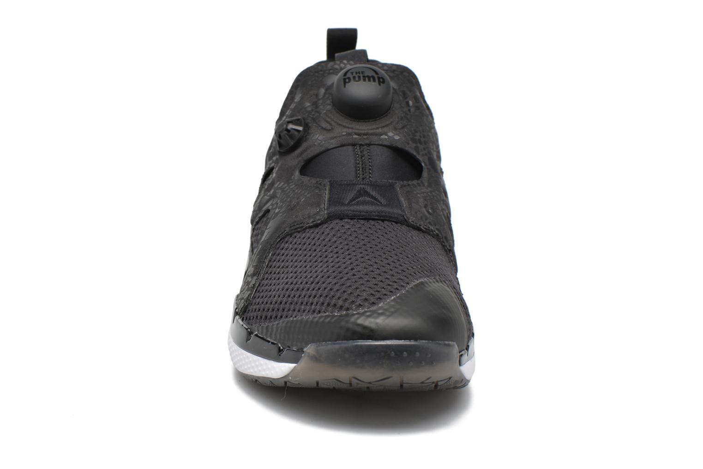 Chaussures de sport Reebok Pump Fusion 2.0 Noir vue portées chaussures