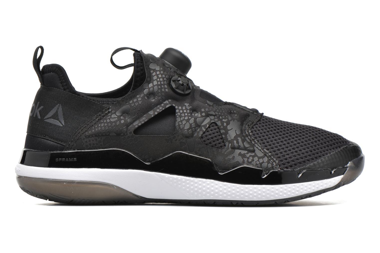 Chaussures de sport Reebok Pump Fusion 2.0 Noir vue derrière