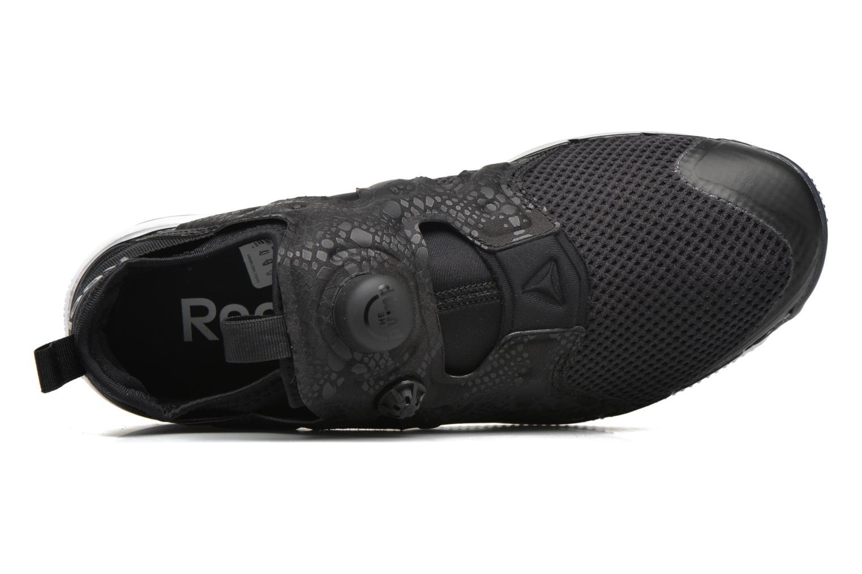 Chaussures de sport Reebok Pump Fusion 2.0 Noir vue gauche