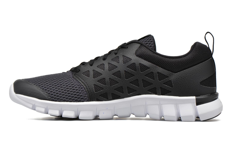 Chaussures de sport Reebok Sublite Xt Cushion 2.0 Mt Noir vue face