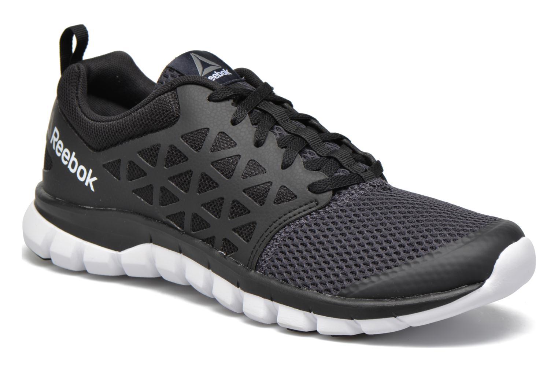 Chaussures de sport Reebok Sublite Xt Cushion 2.0 Mt Noir vue détail/paire