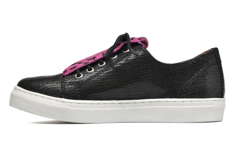 Sneaker Gioseppo Sevier schwarz ansicht von vorne