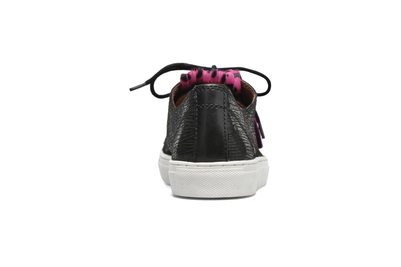 Baskets Gioseppo Sevier Noir vue droite