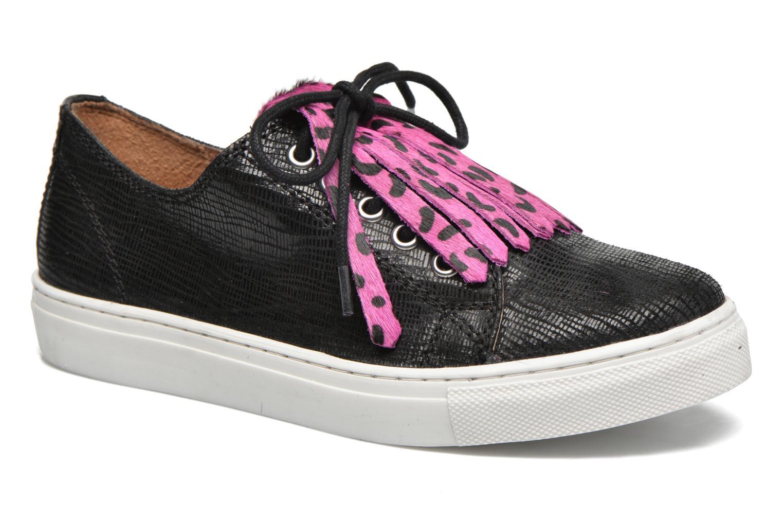 Sneaker Gioseppo Sevier schwarz detaillierte ansicht/modell