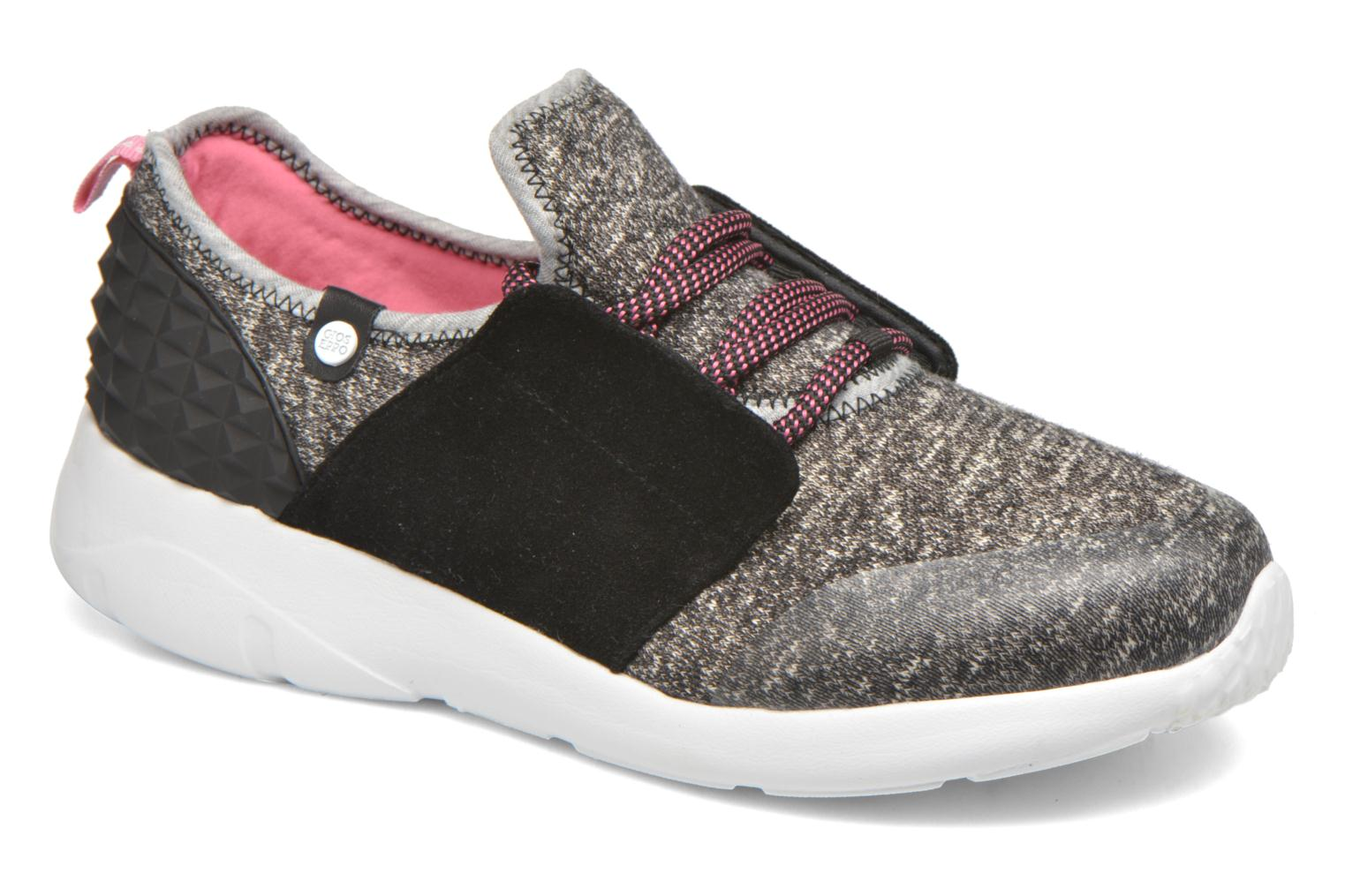 Trainers Gioseppo Loud Grey detailed view/ Pair view