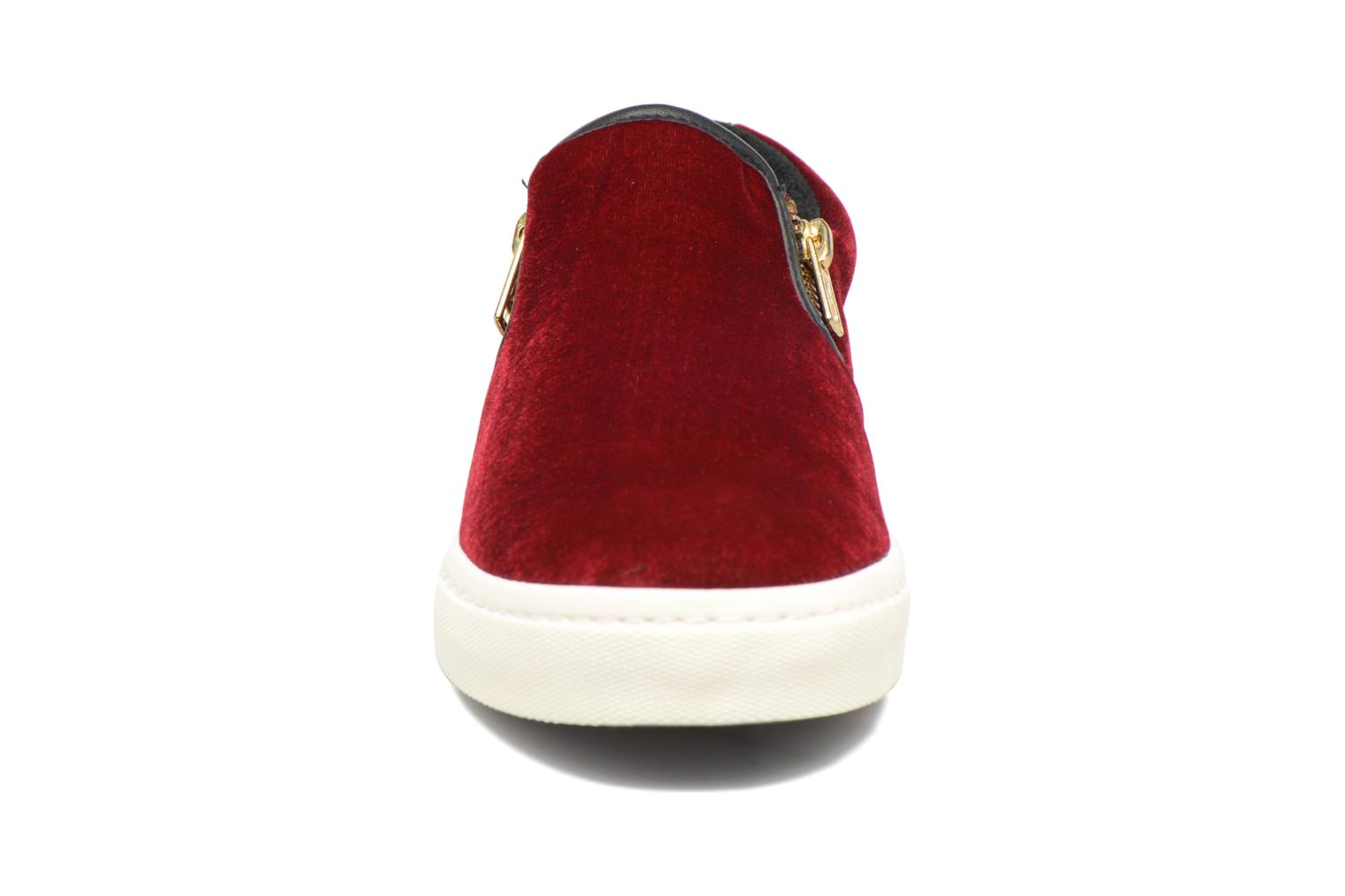 Trainers Gioseppo Rolap Burgundy model view