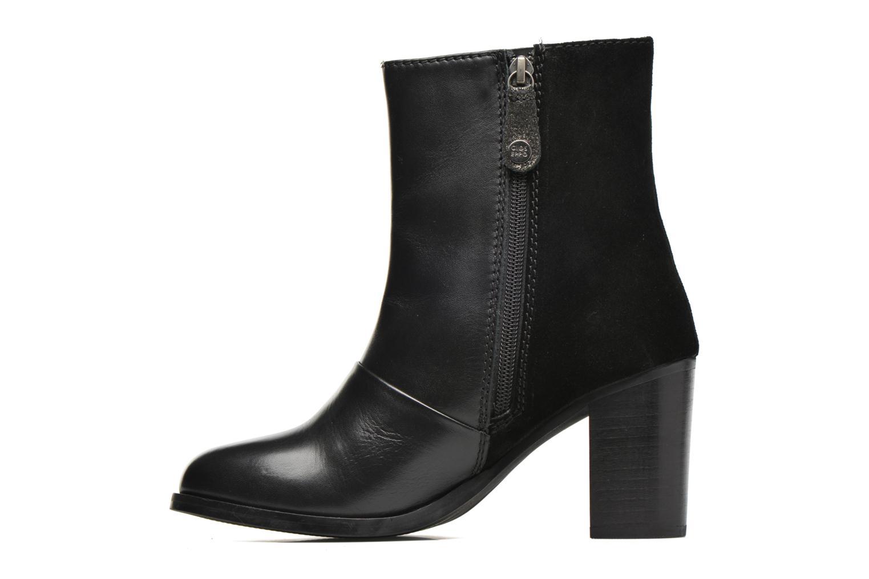 Bottines et boots Gioseppo Shasta Noir vue face