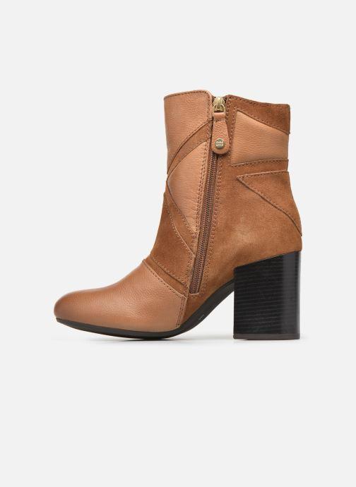 Conway Gioseppo Bottines Chez Boots marron Et YYrdvw